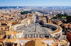 Vatican city most beautiful views