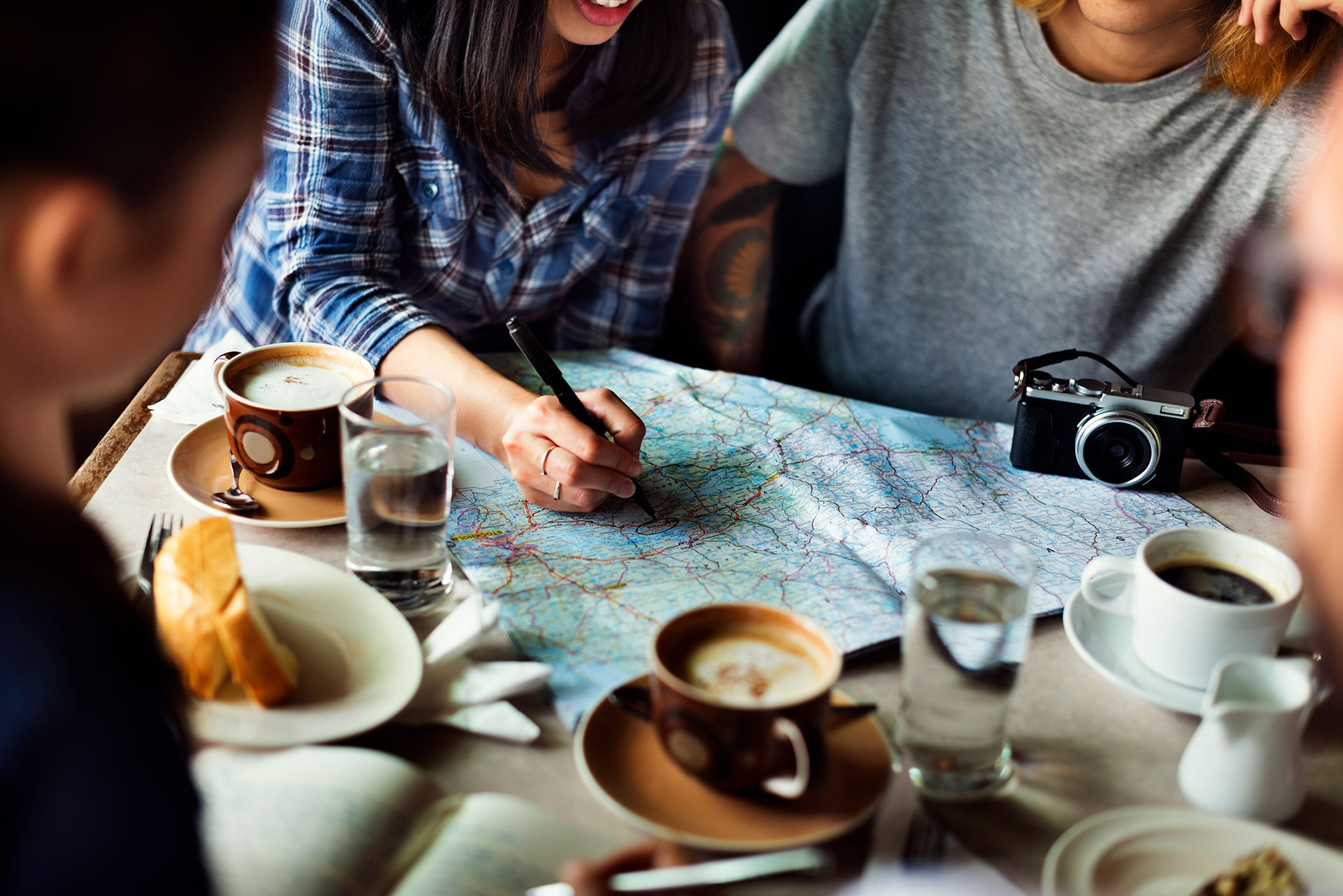 Planning a trip: 3 steps to live a good experience
