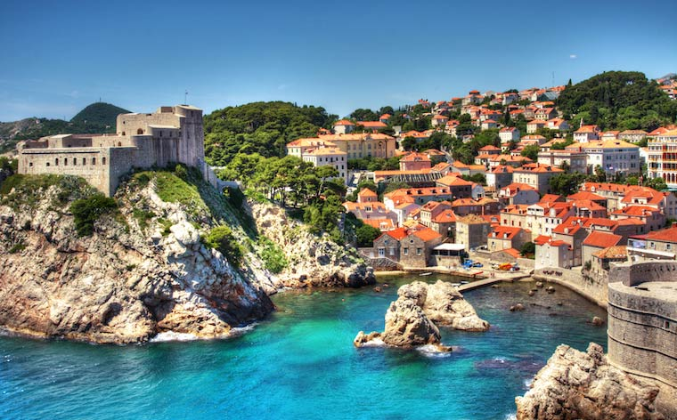 10 days by car in Croatia: the most spectacular route