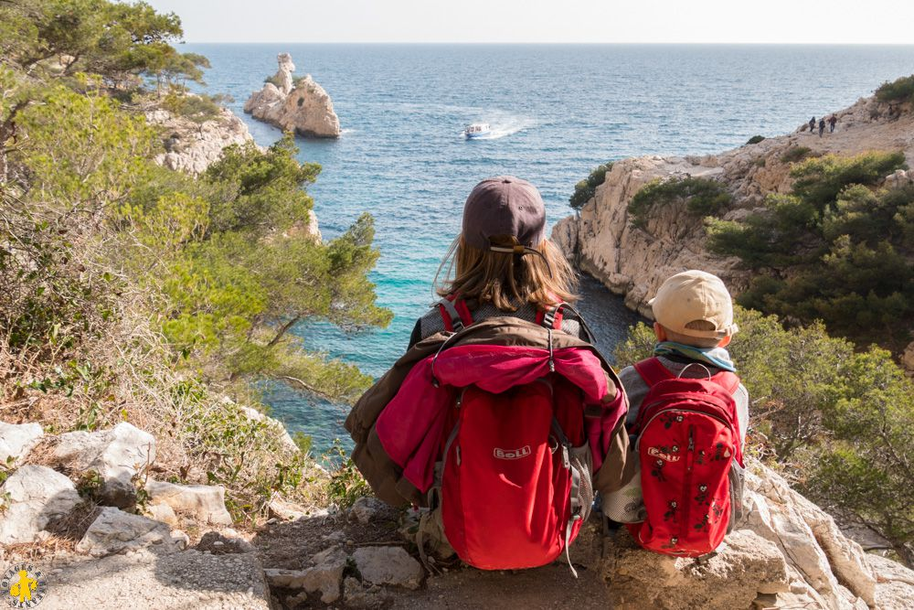 Autumn in France with the family: Destination toussaint calanques