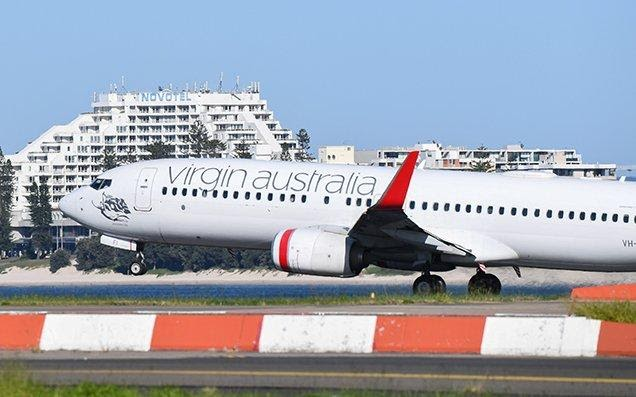 Virgin Australia has a buyer financial