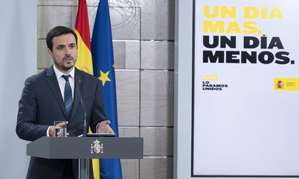 "Garzón, insists: ""Some in tourism are comfortable with the high precariousness"""