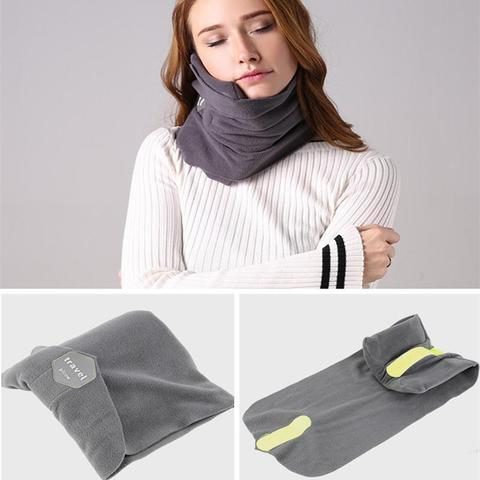 airplane neck scarf
