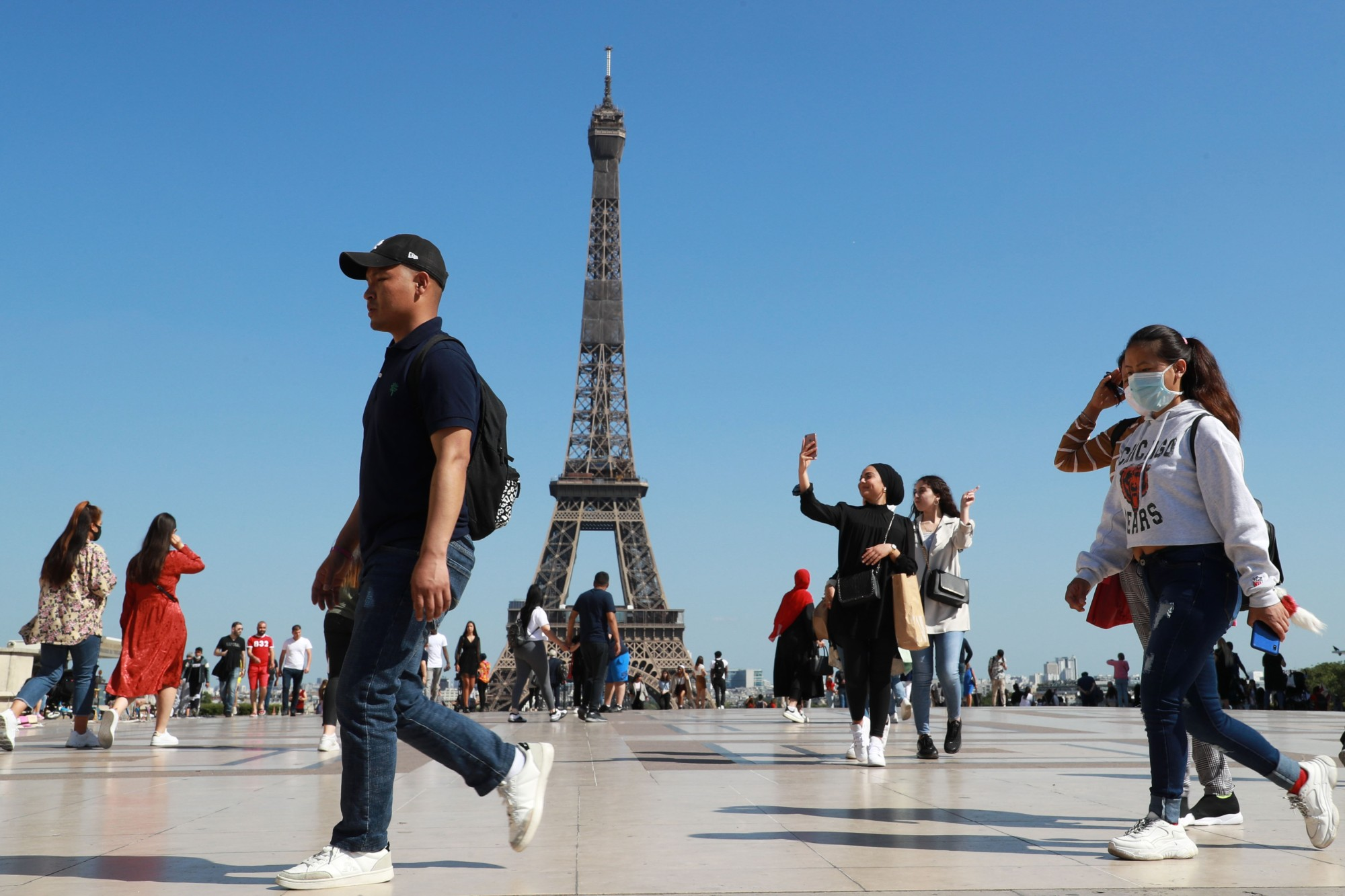 Paris : tourism could drop by more than half this summer