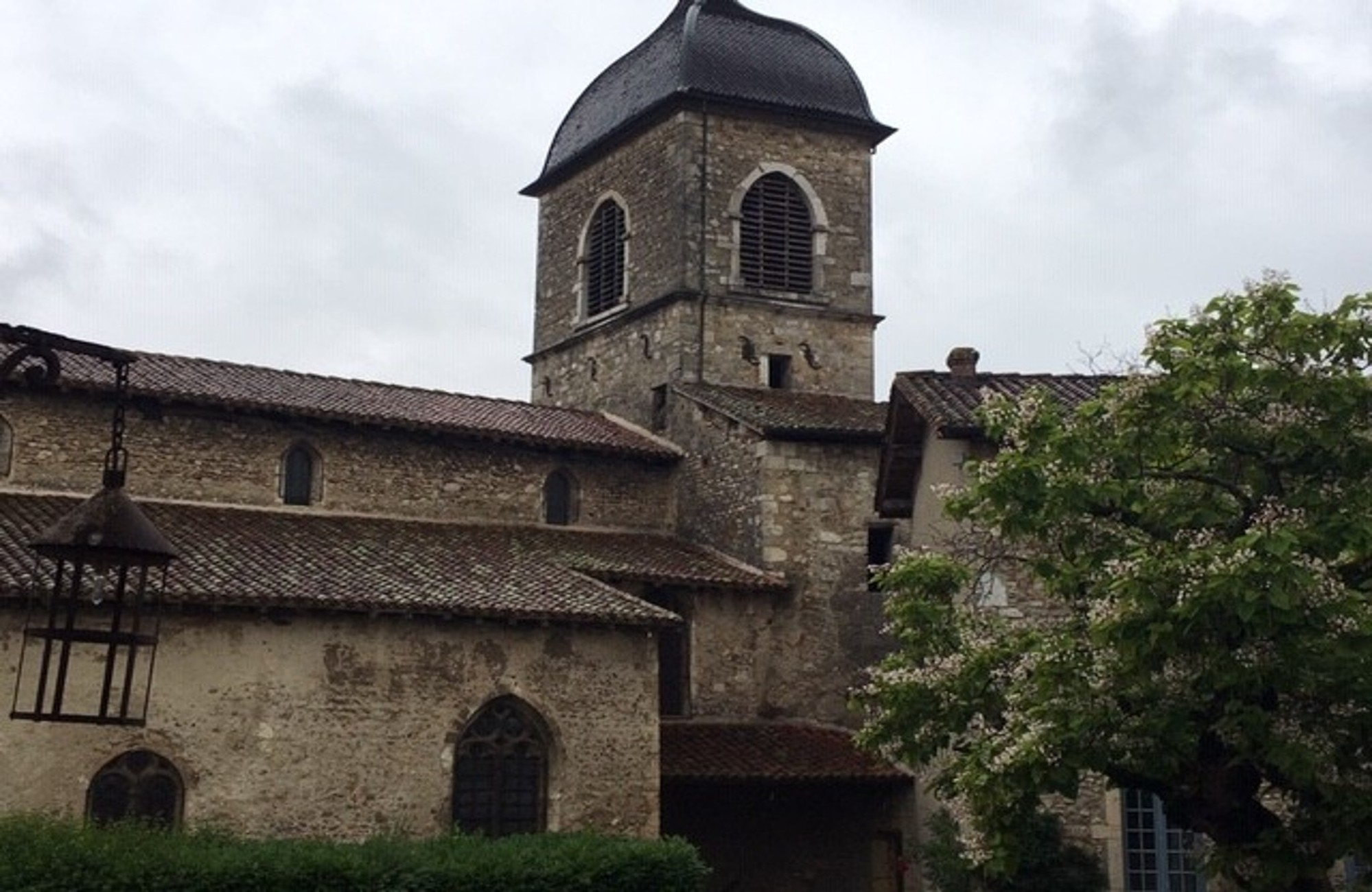 Vacation idea in France : the village of Meximieux, in the Ain