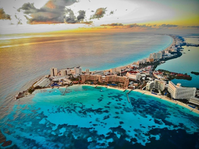 Cancun: the hotel occupancy is rising and already reaching the 20%