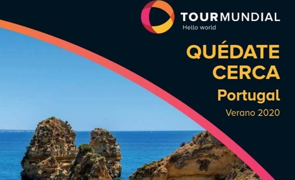 Tourmundial continues with its particular desescalada and begins to sell Portugal