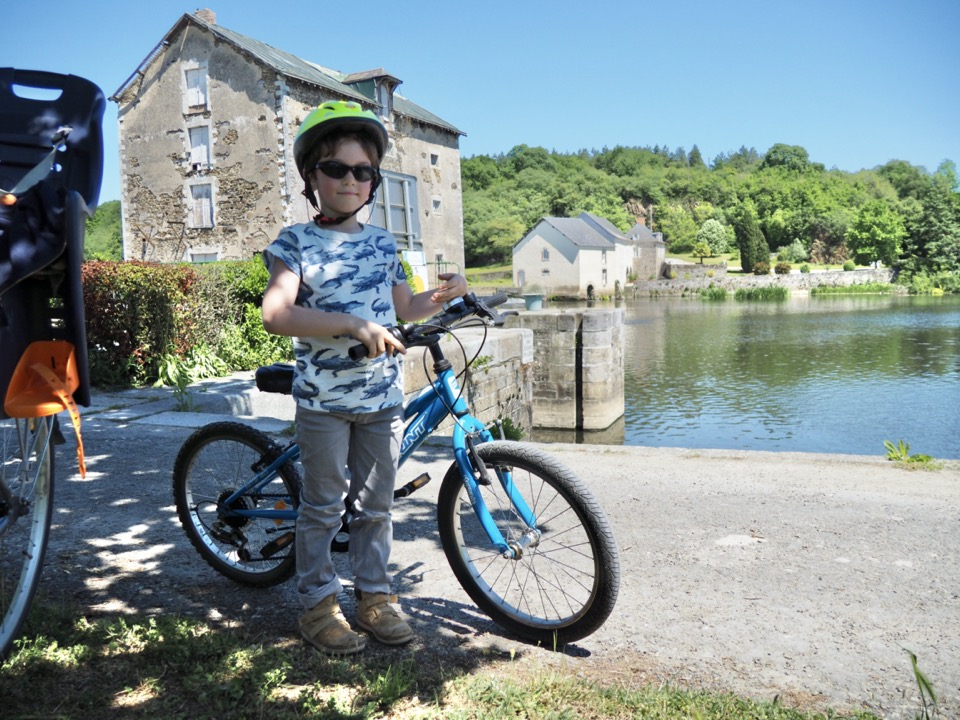 VéloFrancette with the family: easy cycling routes with children