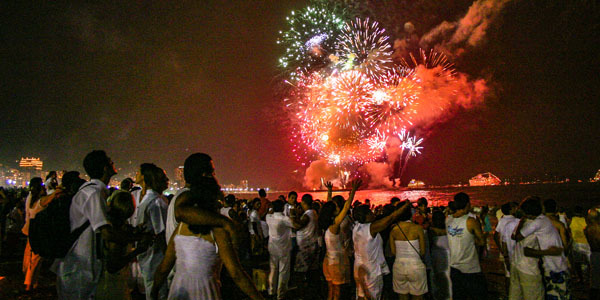 Will you have New Year's Eve? | #Think Travel