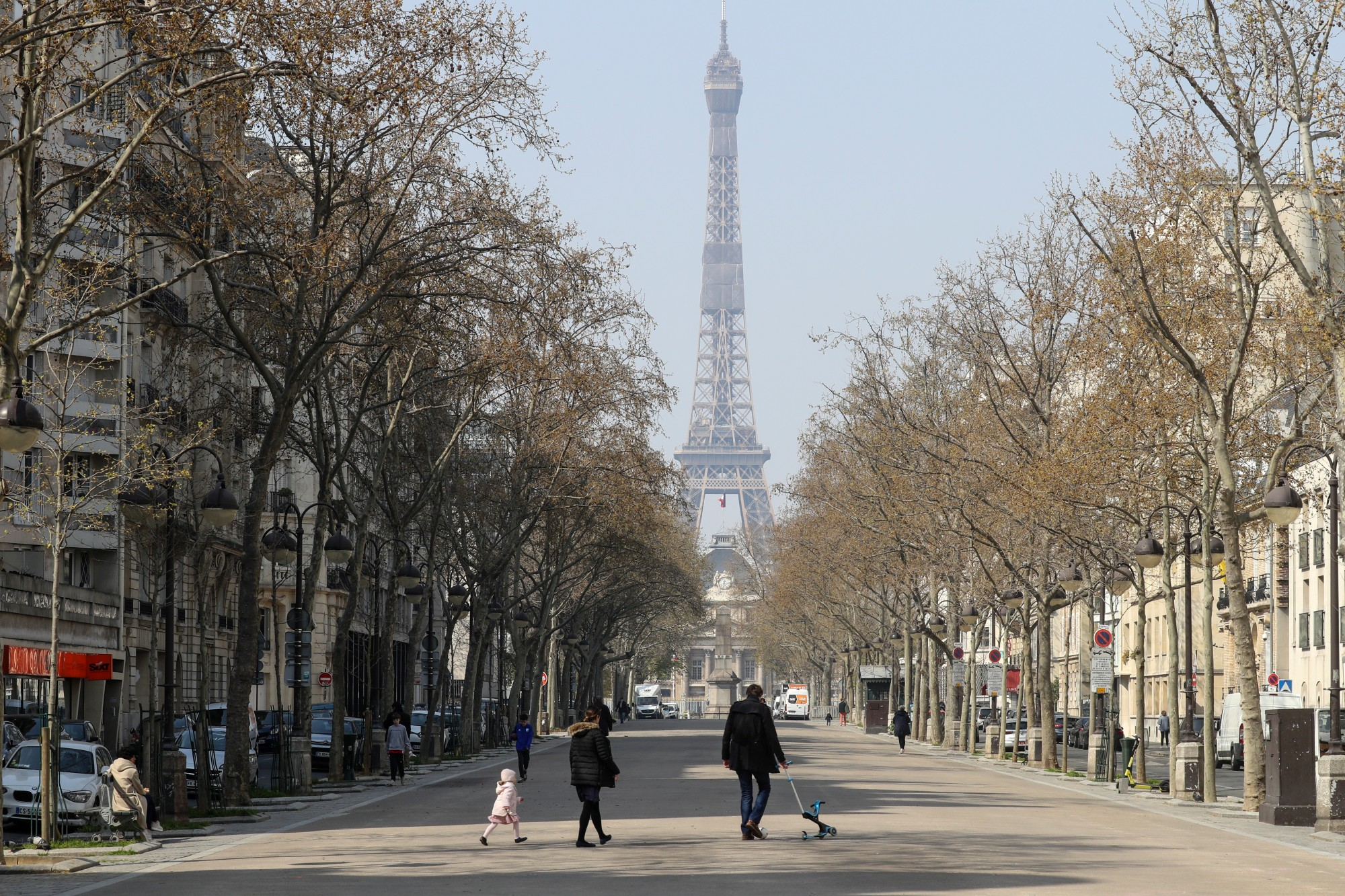 Coronavirus : the tourism sector in the suffering in Paris