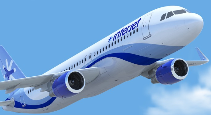 Interjet gives a few extra kilos to their passengers