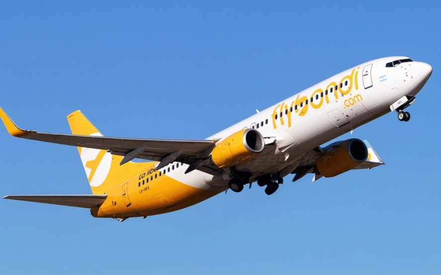 Flybondi advances applying for a permit to start regular flights to Peru