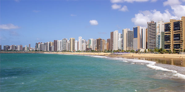Coronavirus and tourism: Fortaleza, with decreasing numbers for 4 weeks