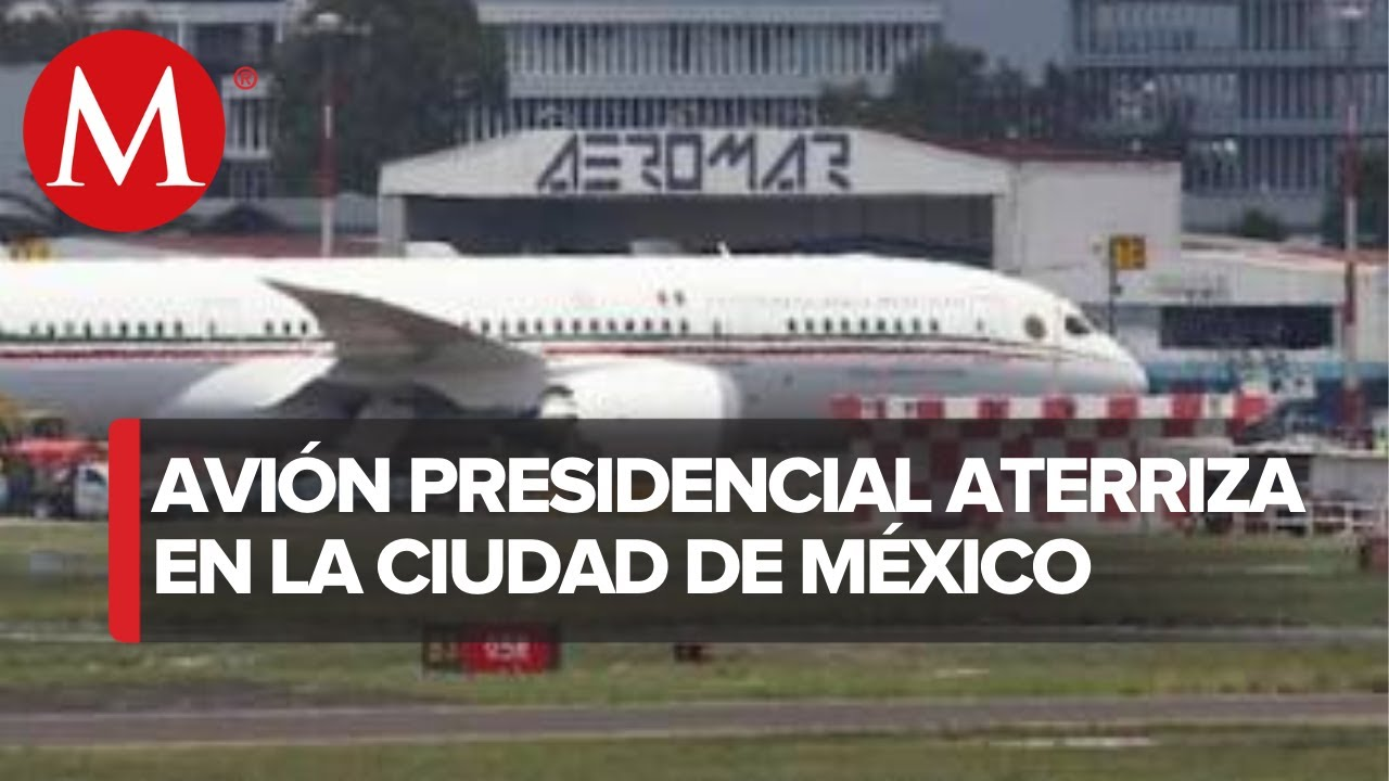 Video – So came the presidential airplane from Mexico to be sold and so luxurious it is inside