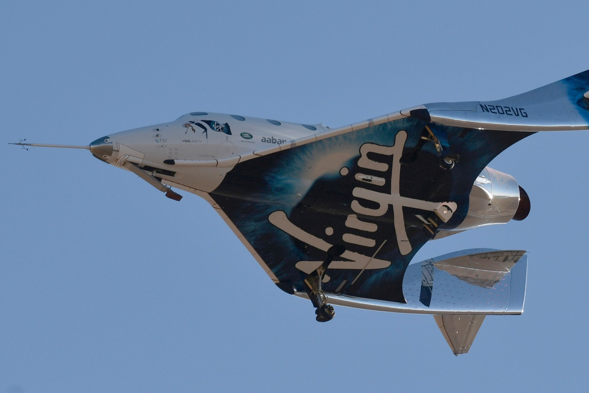 Virgin Galactic : towards a first flight in tourist space in early 2021