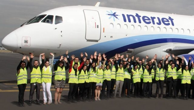 Interjet will be restructured as announced by the mexican Government