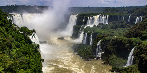Coronavirus Panel in 100 destinations: Foz do Iguaçu