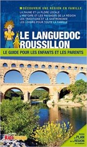 Languedoc Roussilon children's book to visit Carcassosne