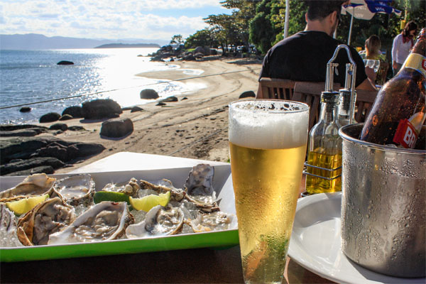From São Paulo to Gramado by car: oysters in Florianópolis
