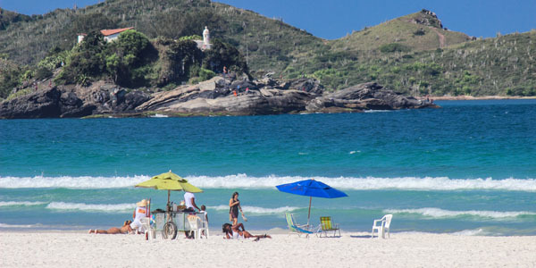 Cabo Frio now requires Covid test from all visitors