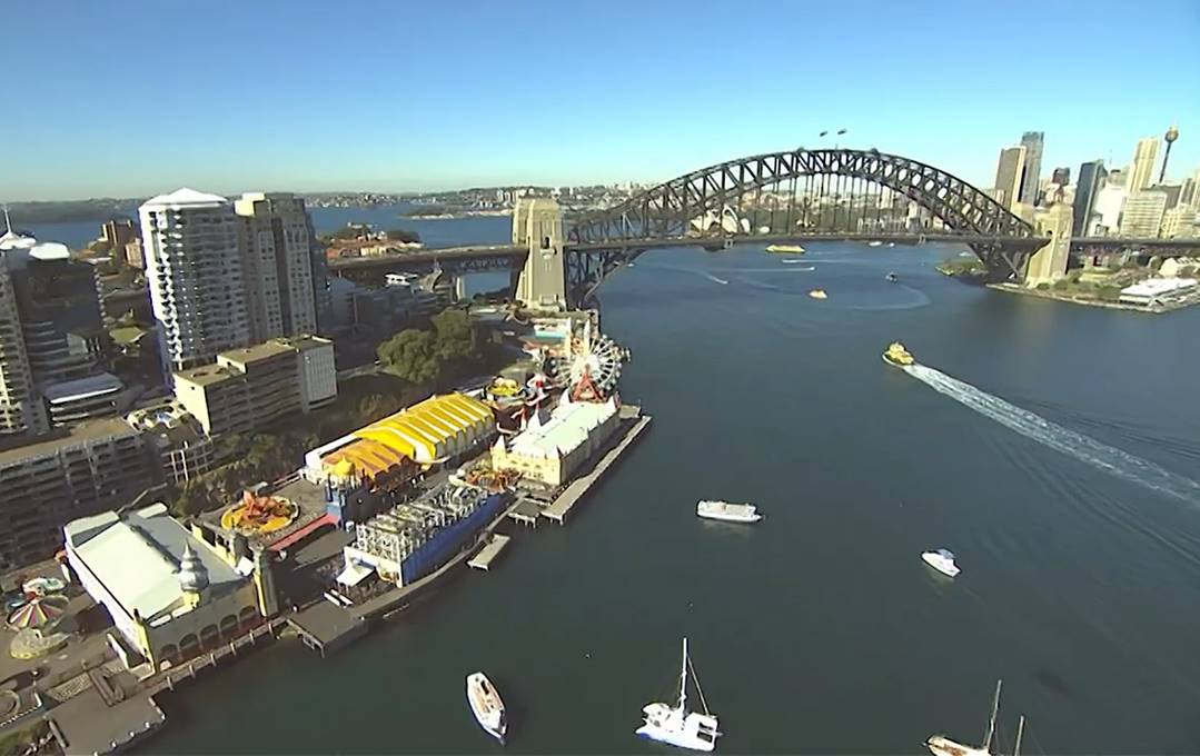 Countries & Markets of the World in Australia: Sydney and Watson Bay Market