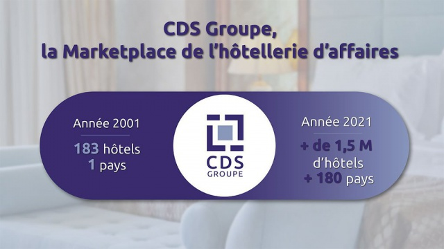 CDS Groupe, a pioneer for 20 years!