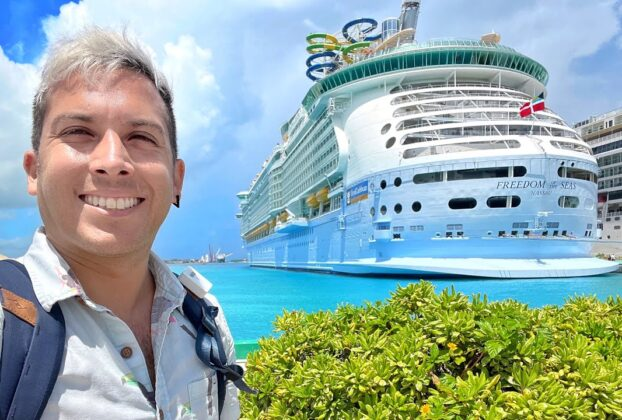 A famous youtuber explains how to cruise with the new normal